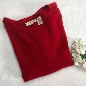 Apostrophe Cashmere Sweater